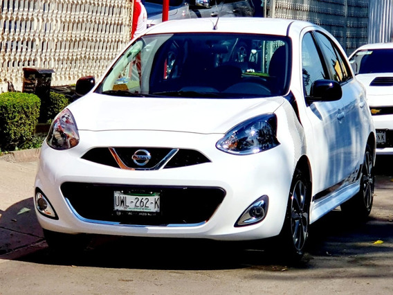 Nissan March 2018 Sr Gps Tm5 Factura De Agencia Impecable!!