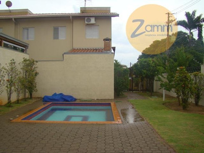 Linda Casa Em Condomínio Fechado Próx. Shopping D. Pedro - Codigo: Ca0452 - Ca0452