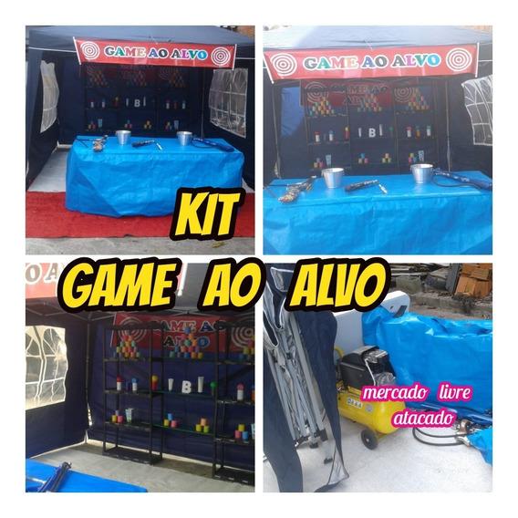 Game (tiro)ao Alvo Kit Completo Para Vc Trabalhar Alugar ...