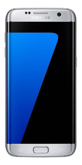 Samsung Galaxy S7 edge 32 GB Plata titanio 4 GB RAM