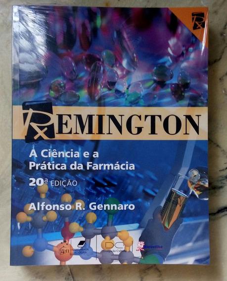 Livro Remington A Ciencia E A Pratica Da Farmacia- Volume 3