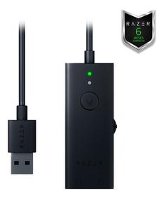 Razer Usb Audio Enhancer - Placa De Som Externa