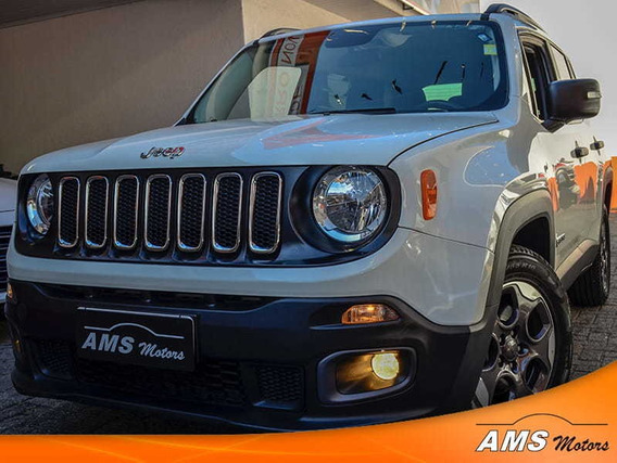 Jeep Renegade Sport 1.8 Flex Aut 2017