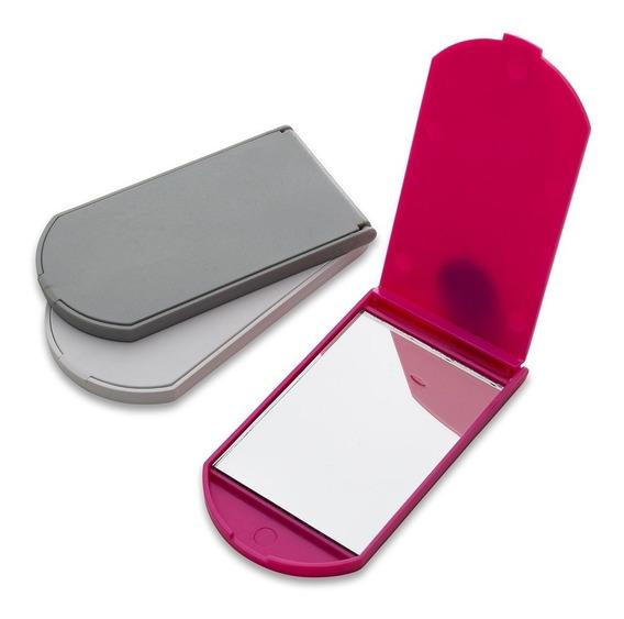 30 Espelhos De Bolsa Sem Personalização Branco Ou Rosa