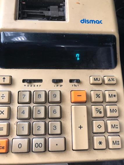 Calculadora De Mesa Dismac Hy2500 Reparo