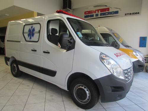 Renault Master Ambulância 2021