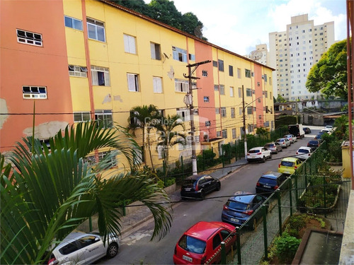 Apartamento 3 Dorms Proximo Ao Horto Florestal, Nos Bancarios - Cf34038