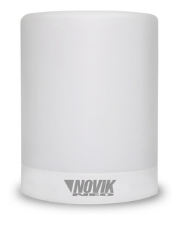 Parlante Bluetooth Portatil Novik Focus Potenciado Luces