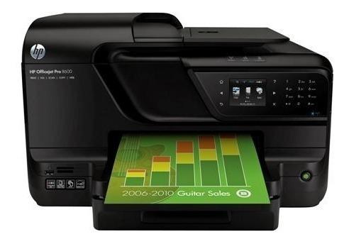 Imagem 1 de 2 de Impressora Hp Officejet Pro 8600