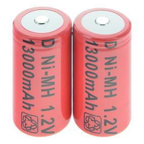 Bateria Pilha Recarregável D 1,2v 11000mah Ni-mh (unidade)