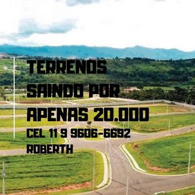 Terrenos De 500m2 Por Apenas R$ 25.000!!! Rb