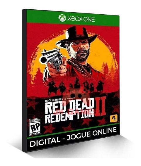 Red Dead Redemption 2 - Xbox One - Digital Online E Offline