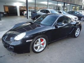 Porsche Cayman 3.4 S 295cv (987) Manual