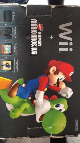 Wii U Edicion New Super Mario Bros. Wii