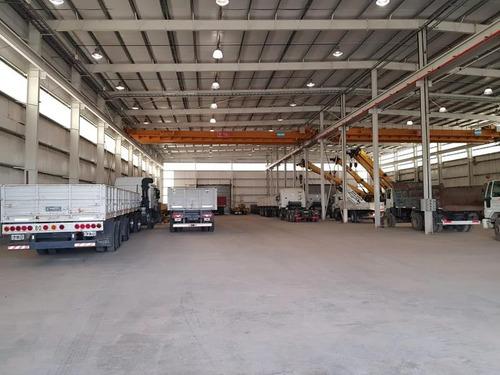 Imagen 1 de 7 de Depósito 3000 M2 En Zarate En Parque Industrial Sobre Panamericana Km 83