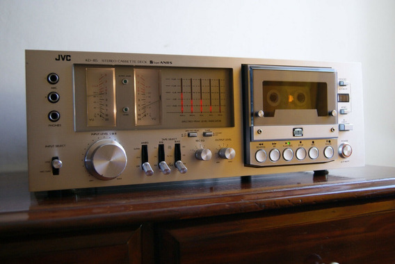 Tape Deck Jvc Kd85 Ou Gradiente Cd1
