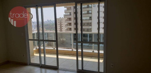 Apartamento Com 3 Dormitórios À Venda, 94 M² Por R$ 600.000,00 - Jardim Botânico - Ribeirão Preto/sp - Ap6288