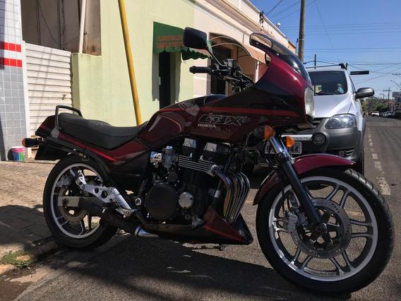 Cbx 750 ( 7 Galo ) Moto Original Sem Retoque
