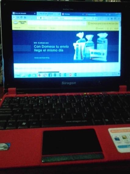 Minilaptop Siragn 50vds Ml-1030 Sin Bateria Con Cargador