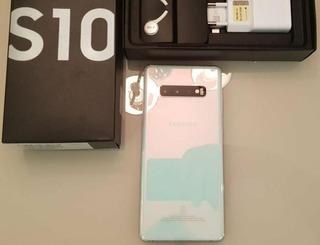 Samsung Galaxy S10 8gb De Ram 128gb Memória Interna