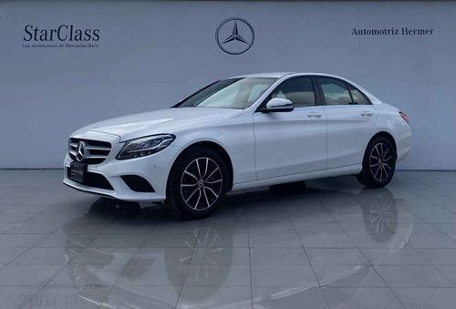 Imagen 1 de 12 de Mercedes-benz Clase C 2020 4p C 200 Exclusive L4/1.5/t Aut