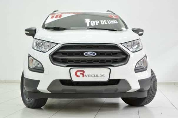 Ford Ecosport 1.5 Flex Freestyle Automático 2018