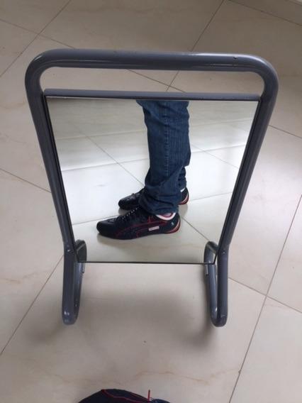 Espelho Para Loja De Sapatos Em Provadores Kit 2 Unidades