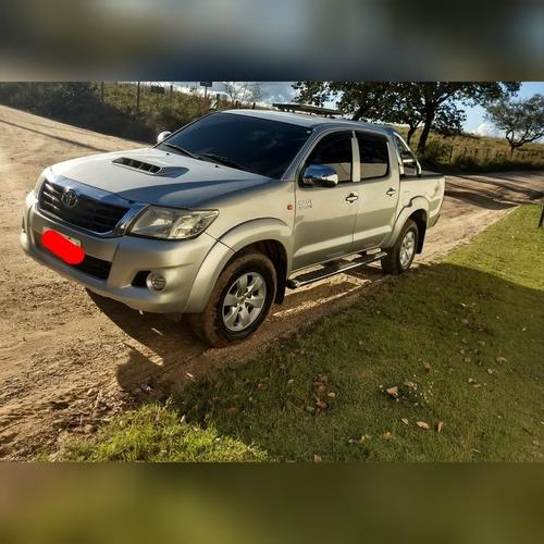 Toyota Hilux 2013 3.0 Sr Cab. Dupla 4x4 4p