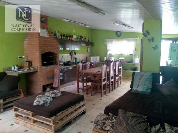 Casa Com 3 Dormitórios À Venda, 200 M² Por R$ 424.000 - Parque São Rafael - São Paulo/sp - Ca2699