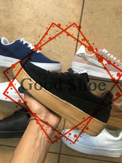 Zapatillas Nike Air Force 1 Colores Y Modelos Únicos