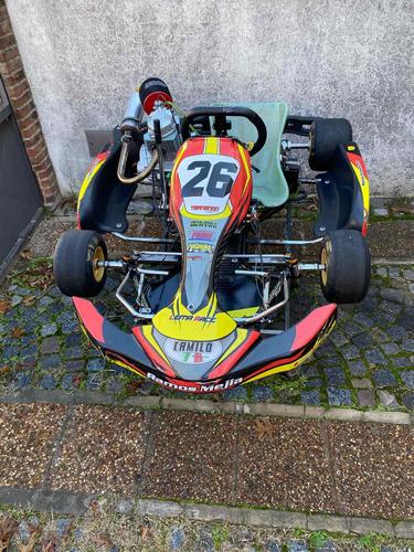 Karting Chasis Ternengo 150 4t
