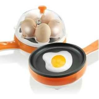 Hervidor Electrico Y Fritador De Huevos