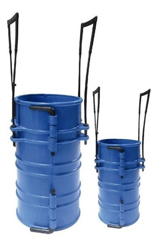 Cilindros Plasticos 6x12 Para Prueba De Concreto Normas Inv