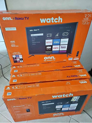 Imagen 1 de 1 de Televisor Smart Tv Onn 65 Pulgadas 4k Hdr Ultra Hd