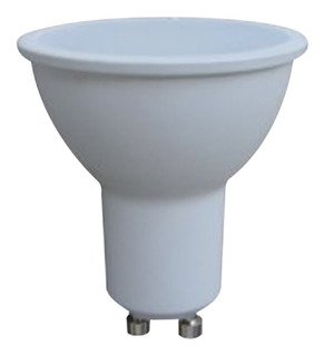 Lámpara Dicroica Dimerizable Led 7w Sica Luz Fria / Cálida