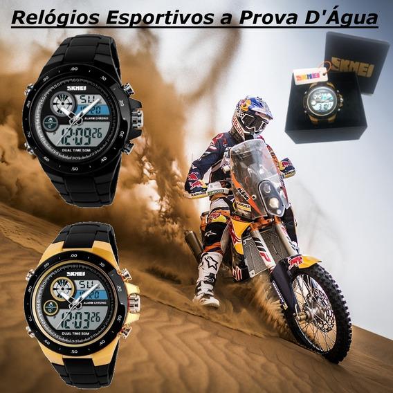 Relógio Esportivo Skmei Original Aprova D