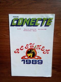 Conecte # 551 Resumen 1989