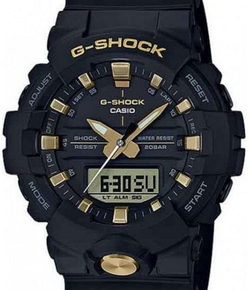 Relógio Casio G-shock Masculino Ga-810b-1a9dr