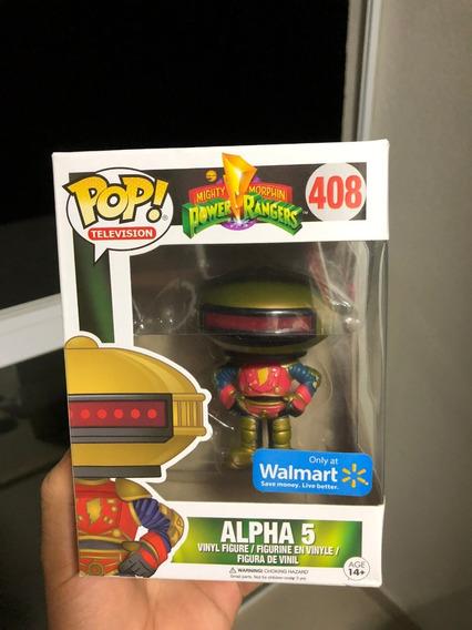 Funko Pop Power Rangers Alpha 5 (walmart Exclusive)