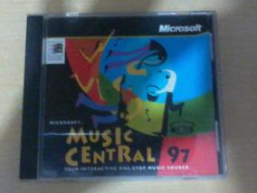 Cd Interativo Music Central 97