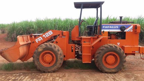 Fiatallis Fr12b Pa Carregadeira