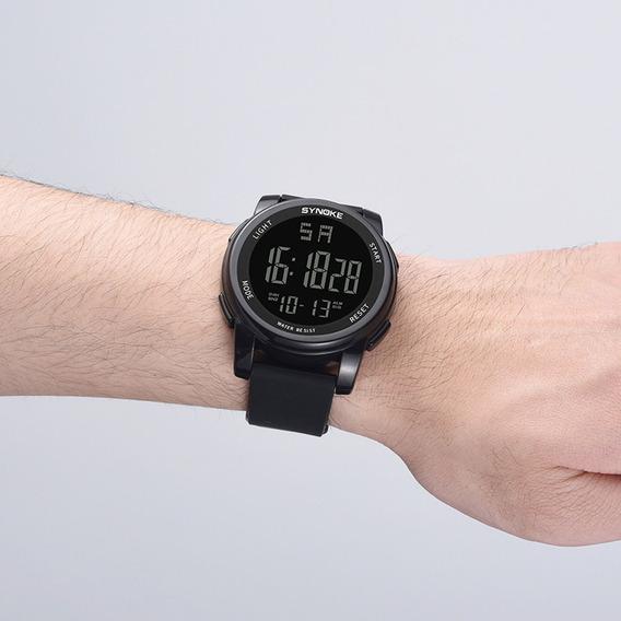 Relógio Digital Unissex