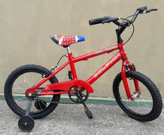 Bicicleta Rodado 16 Nena- Nene Rodado Modelos Varios