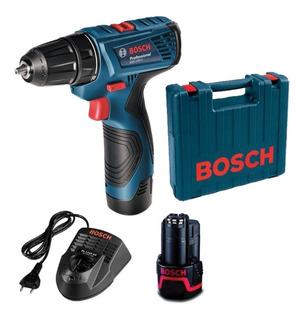 Parafusadeira/furadeira Bateria Gsr 120 Li Bivolt Bosch