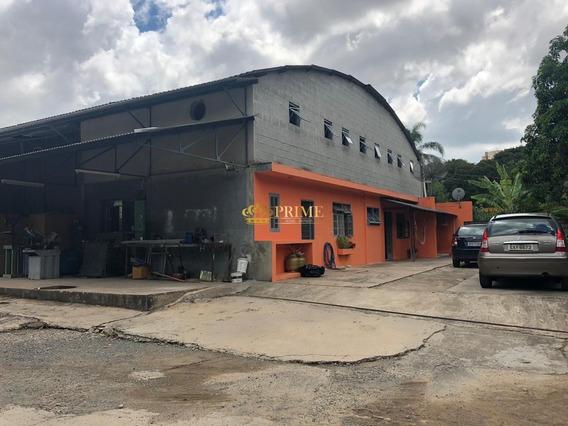 Galpão À Venda Em Jardim Santiago - Ga003635