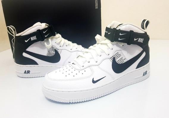 Air Nike Bolsas Mid CalçadosRoupas Com E O Force 1 07 Lv8 TPXZkOiu