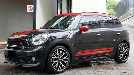 Mini Cooper Countryman S All4 John Cooper Works 2013