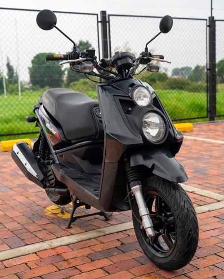 Moto Yamaha Bws Yw125 - 2013 - Scooter - Biwis