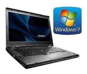 Promoção - Notebook Core I5 Lenovo T430 4gb 250gb Win 10