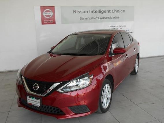 Nissan Sentra 4p Sense L4/1.8 Man